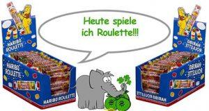 Haribo Roulette Gewinnspiel