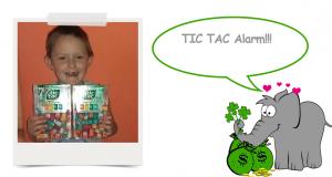 TIC TAC Gewinnspiel Gewinner