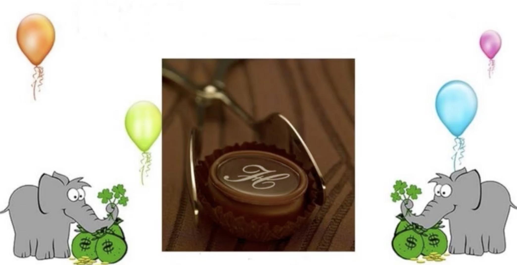 schokoladenpaket zu gewinnen der gewinnofant. Black Bedroom Furniture Sets. Home Design Ideas