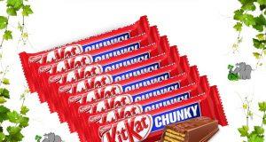 Kitkat paket gewinnen