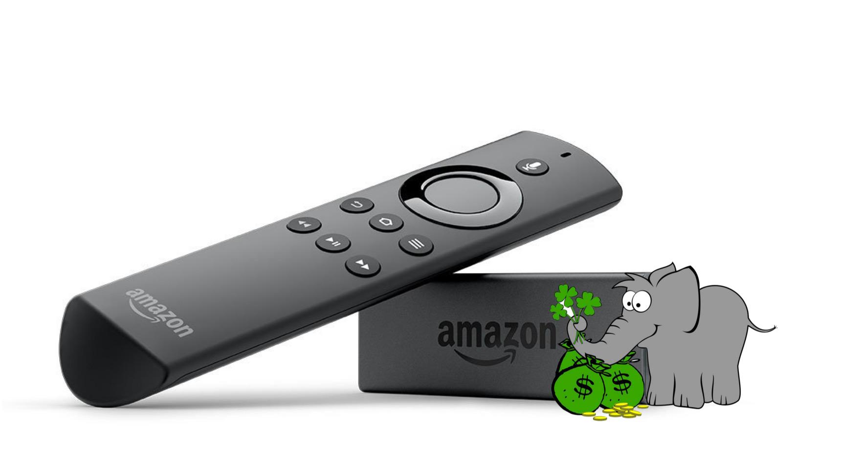 Fire TV Stick mit Alexa-Sprachfernbedienung vorschau Wochengewinnspiel