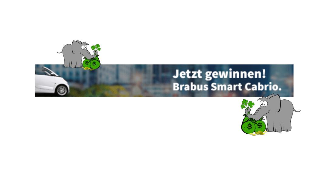 Brabus Smart Cabrio gewinnen Galerie