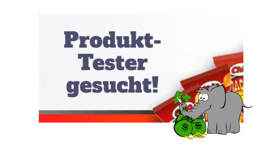 Chio Chips Tester Galerie