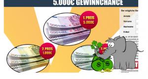 Gewinne Bargeld Vorschau