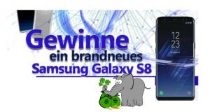 Samsung Galaxy S8 gewinnen Vorschau