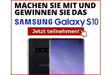 Samsung S10 Gewinnspiel Vorschau