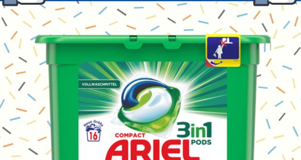 Ariel Gewinnspiel Vorschau