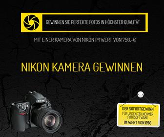 Nikon Gewinnspiel Vorschau
