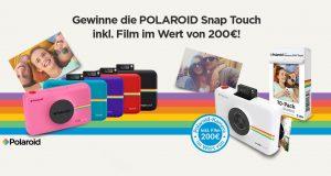 Polaroid Snap Touch gewinnen Vorschau